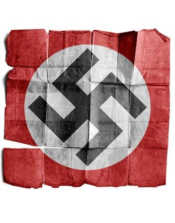 Nazi Reich Flag Editorial