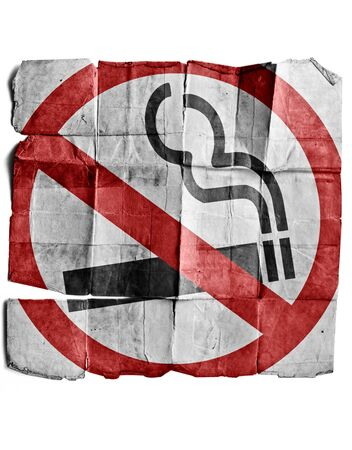 No Smoking Sign photo
