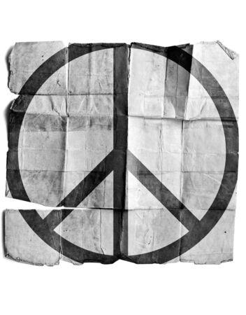 Peace symbol Stock Photo - 17463149