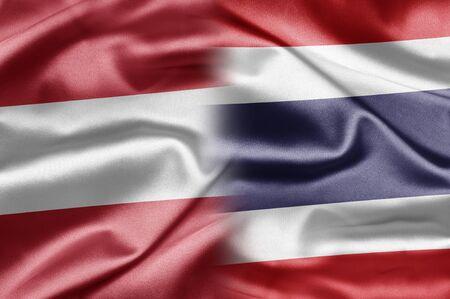 Austria and Thailand photo