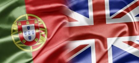 britan: Portugal and UK Stock Photo