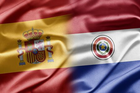 paraguay: Spain and Paraguay