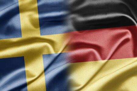Sweden and Germany Stock Photo - 17518474