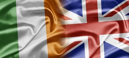 Ireland and UK Stock Photo - 17612914