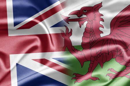 britan: UK and Wales Stock Photo