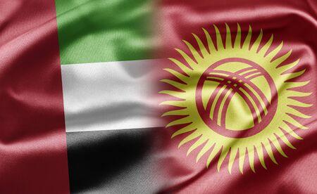kyrgyzstan: Emiratos �rabes Unidos y Kirguist�n