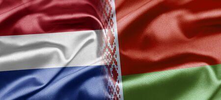belarus: Netherlands and Belarus Stock Photo