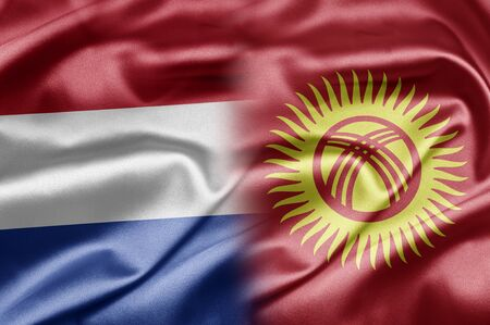 Netherlands and Kyrgyzstan photo