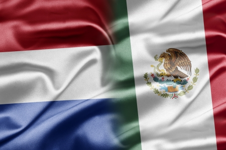 Netherlands and Mexico photo