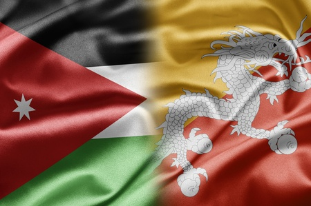 Bhutan: Jordan and Bhutan