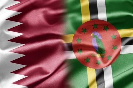 dominica: Qatar and Dominica