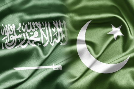 Saudi Arabia and Pakistan photo