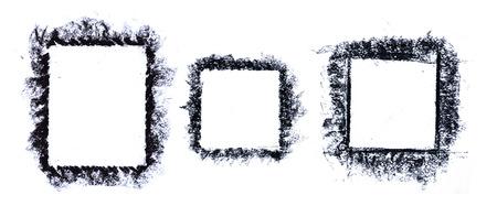 grunge frame: Grunge Frame 3 in 1