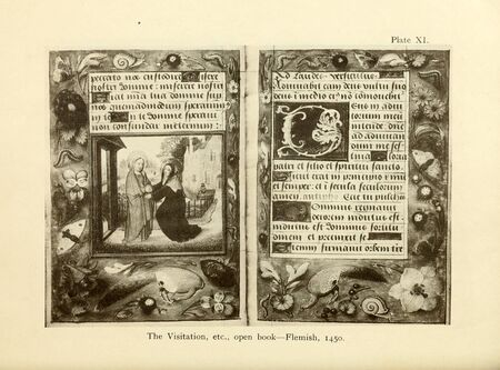 Manuscript book. Old and historical image