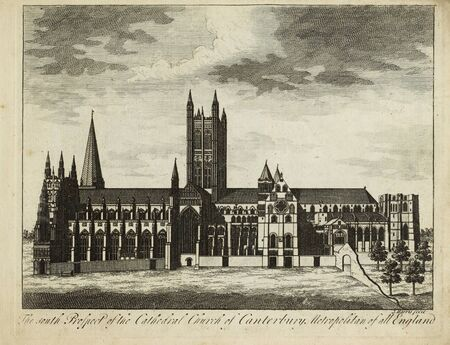Church and Cathedral. Christian architecture Stock Photo