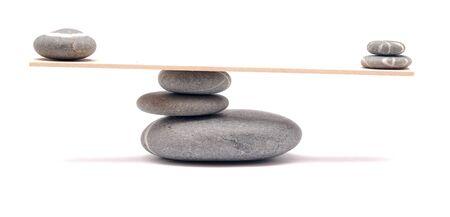 bilansowania kamienie na biały