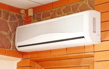 Acondicionador de aire Foto de archivo - 13828251