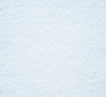fresh snow background Stock Photo