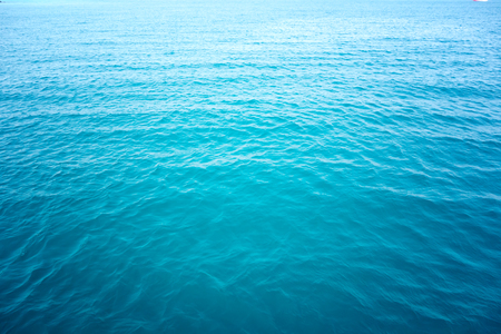 ocean water background Stock Photo