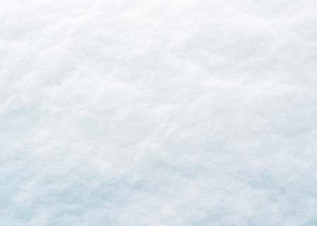 fresh snow texture Stock Photo