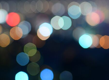 beauty bokeh Stock Photo