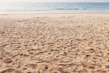 Beautiful tropical beach Foto de archivo - 119762569