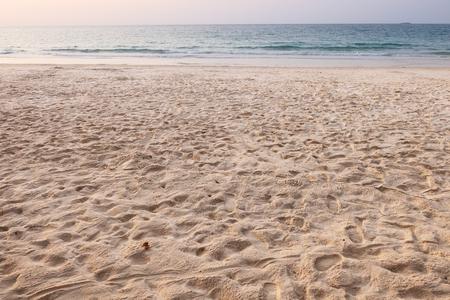 Beautiful tropical beach Foto de archivo - 119762581