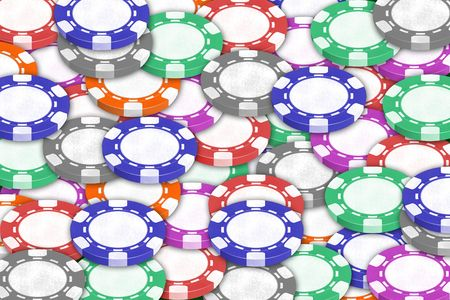 ardour: Illustration of background from playing chips chaotically