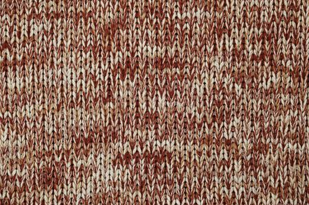 blended: Knitted fabric maked from blended yarn. Texture.