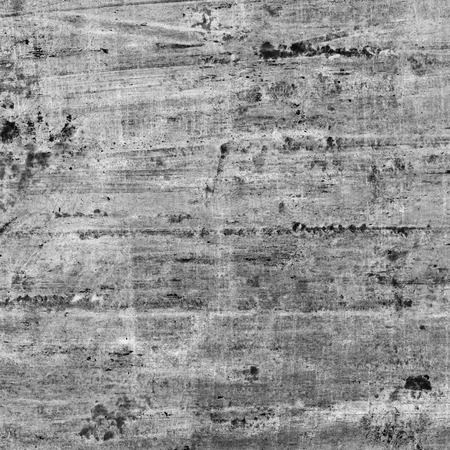 Aged and scratched grunge texture. Gray color.