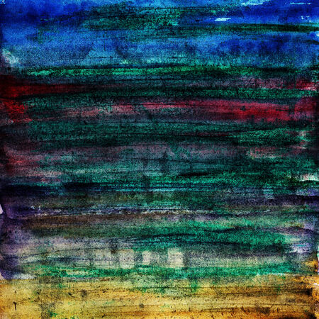 aquarelle painting art: Abstract watercolor background. Grunge style.