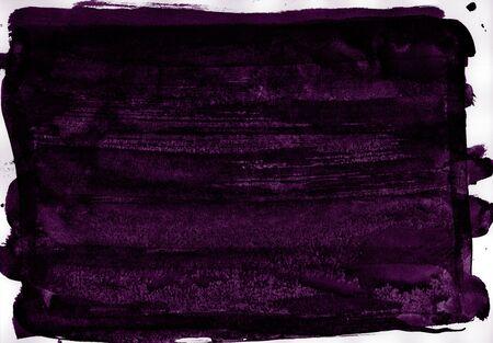 indian ink: Indian ink on paper.