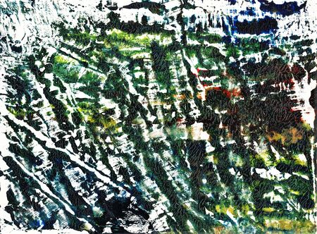 abstract paintings: Abstract oil paintings on the white plastic. Handmade. Texture. Grunge.