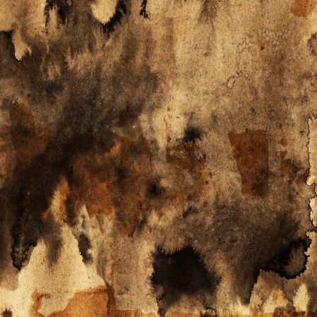 expressionism: Abstract grunge background. Handmade illustration. Stock Photo