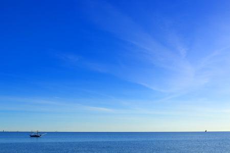 hua: Beautiful seascape in Hua Hin, Thailand.