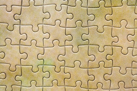 attentiveness: challenging puzzles color sand abstract background, integrity