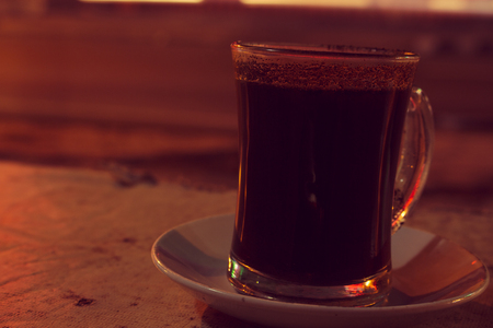 Original mug Coffe Reklamní fotografie