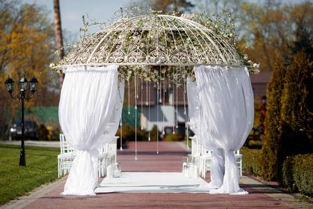 결혼식: 결혼식 용 아치
