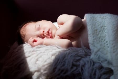 sleeps: Baby sleeps