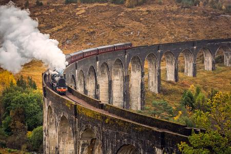 Le viaduc de Glenfinnan est un viaduc ferroviaire situé sur la West Highland Line à Glenfinnan, dans l'Inverness-shire, en Écosse.