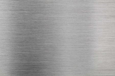 Stainless steel background, pattern, texture Archivio Fotografico
