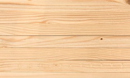 wooden planks laid horizontally, the background. photo