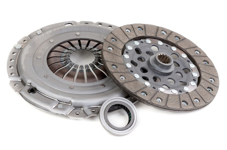 clutch: Spare parts of motor vehicle forming clutch plate and disc
