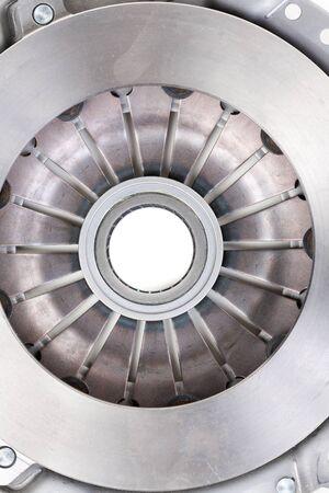 automotive part. automobile engine clutch.  photo