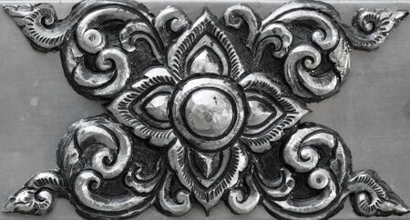 coinage: coinage of silver, ornament