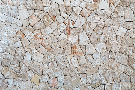 Stone background from crushed limestone Stok Fotoğraf