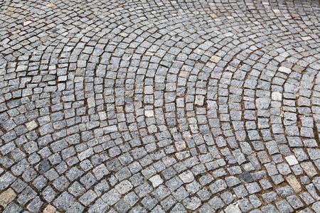 Vierkante stenen vorm textuur achtergrond Stockfoto
