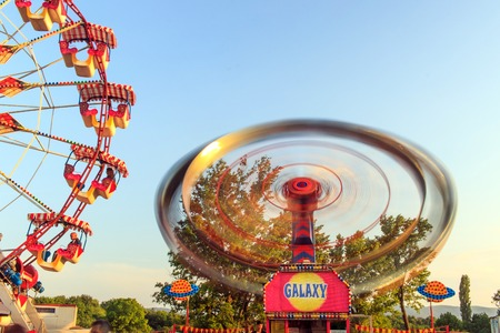 attractions in the park for fun people