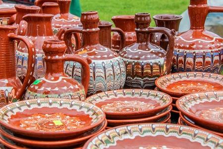 homemade clay Cookware