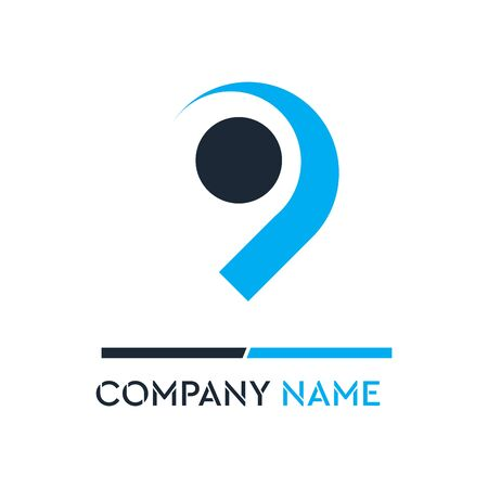 Real Estate , Property and Construction Logo design for business corporate sign . Vector Logo . Çizim